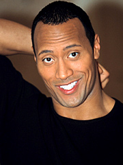Dwayne ''The Rock'' Johnson