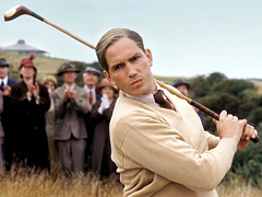 James Caviezel, Bobby Jones -- Stroke of Genius