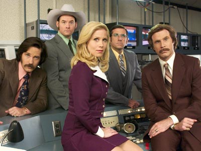 Will Ferrell, Christina Applegate, ...