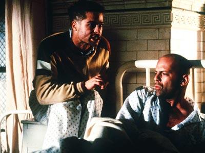 Brad Pitt, Bruce Willis, ...