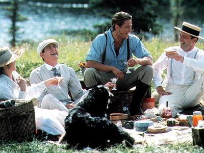 Brad Pitt, Aidan Quinn, ...