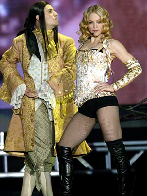 Madonna, The Re-Invention Tour