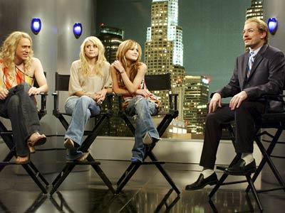 Ashley Olsen, Jimmy Fallon, ...