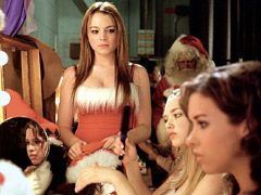 Lindsay Lohan, Mean Girls