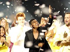 Fantasia Barrino, American Idol