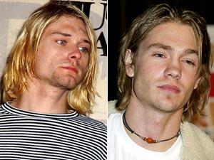 Kurt Cobain, Chad Michael Murray