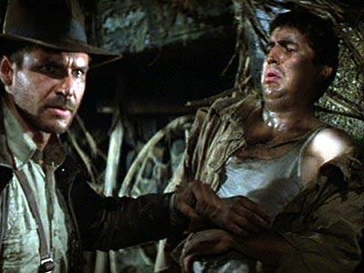 Alfred Molina, Harrison Ford, ...