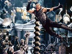Vin Diesel, The Chronicles of Riddick
