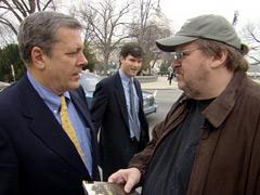 Michael Moore, Fahrenheit 9/11