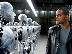 Will Smith, I, Robot