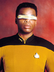 LeVar Burton, Star Trek: The Next Generation