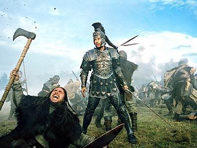 Clive Owen, King Arthur