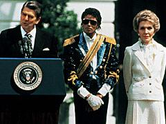 Nancy Reagan, Ronald Reagan, ...