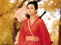 Ziyi Zhang, Hero (Movie - 2004)