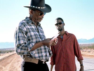 Chris Rock, Morgan Freeman, ...
