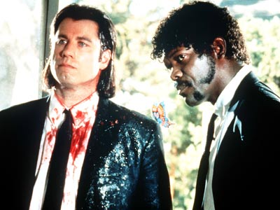 John Travolta, Samuel L. Jackson, ...