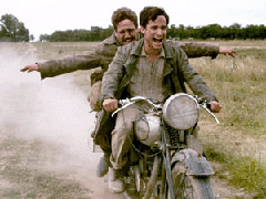Gael García Bernal, The Motorcycle Diaries