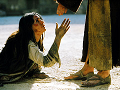 Monica Bellucci, The Passion of the Christ