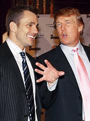 Bill Rancic, Donald Trump, ...