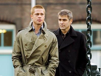 Brad Pitt, George Clooney, ...
