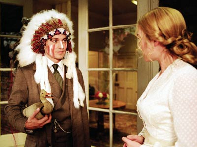 Johnny Depp, Finding Neverland