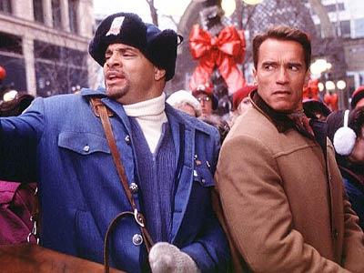 Sinbad, Arnold Schwarzenegger, ...