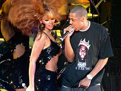 Jay-Z, Beyonce Knowles, ...