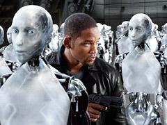 Will Smith, I, Robot