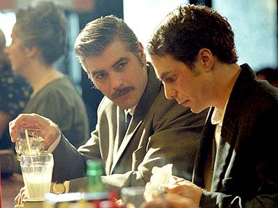 Sam Rockwell, George Clooney, ...