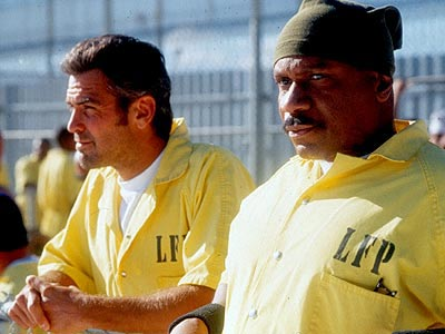 Ving Rhames, George Clooney, ...