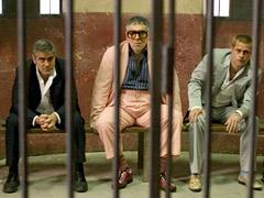 Brad Pitt, Elliott Gould, ...