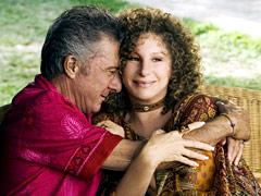 Dustin Hoffman, Barbra Streisand, ...