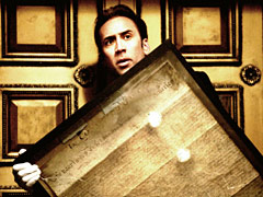 Nicolas Cage, National Treasure