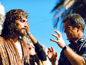 Mel Gibson, James Caviezel