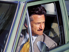 Sean Penn, The Assassination of Richard Nixon