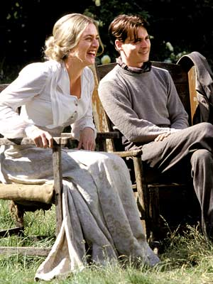 Johnny Depp, Kate Winslet, ...