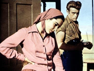 James Dean, Elizabeth Taylor, ...