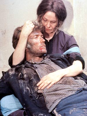 Clint Eastwood, Geraldine Page, ...
