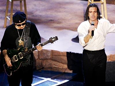 Carlos Santana, Antonio Banderas, ...