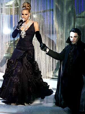 Beyonce Knowles, Oscars 2005