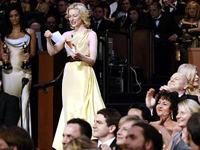 Cate Blanchett, Oscars 2005