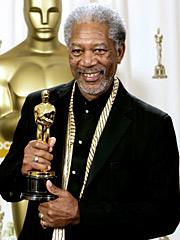 Morgan Freeman, Oscars 2005