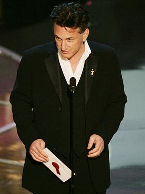 Sean Penn, Oscars 2005
