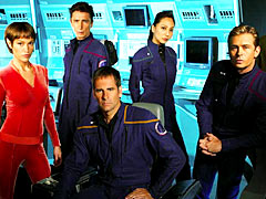 Scott Bakula, Enterprise