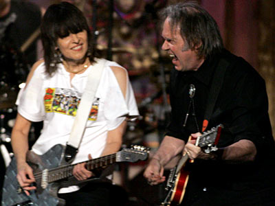 Chrissie Hynde, Neil Young (Musician)