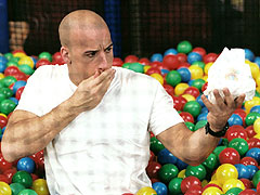 Vin Diesel, The Pacifier