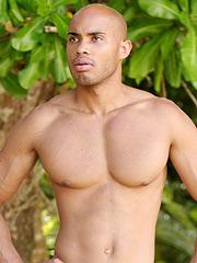 Ibrehem Rahman, Survivor: Palau