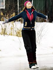 Michelle Trachtenberg, Ice Princess
