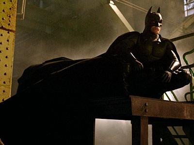 Christian Bale, Batman Begins