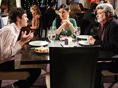 Adam Brody, George Lucas, ...